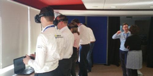 Michelin teste la formation 3D