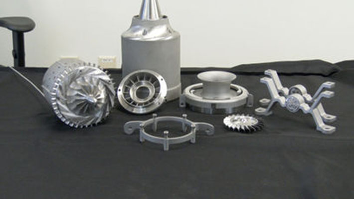 La première impression 3D d'un réacteur d'avion