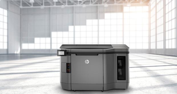HP imagine une nouvelle technique plus rapide pour l'impression 3D