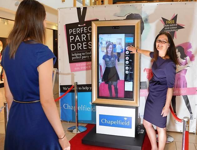 Les enjeux de la réalité virtuelle pour le commerce de détail