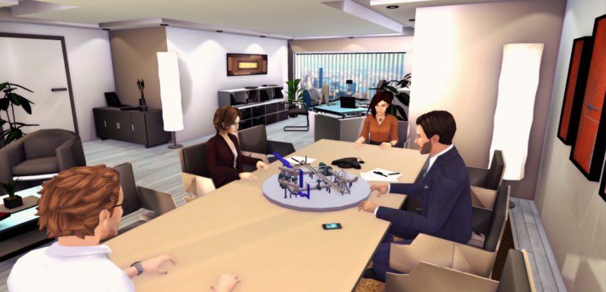 La réalité virtuelle et le monde de l'entreprise